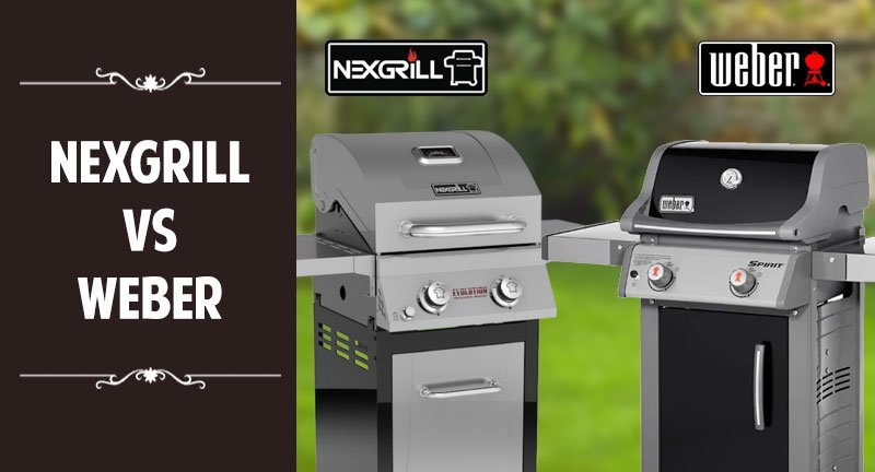 Nexgrill vs Weber