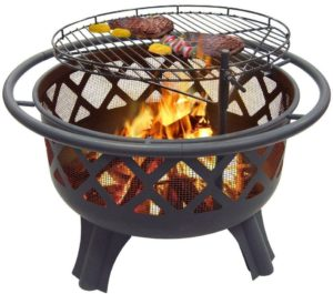 Catalina Creations crossfire pit