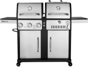 Royal Gourmet ZH3003S Grill combo