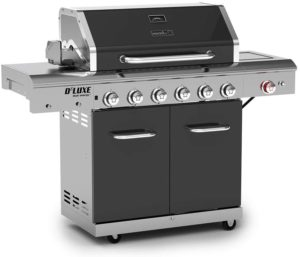 Nexgrill Deluxe 6 burner gas grill