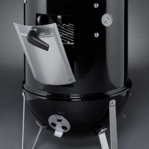 Weber Smokey Mountain door