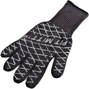 Charcoal Companion bbq mitt glove