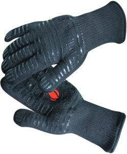 Grill Heat Aid bbq gloves