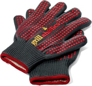 Grillaholics bbq gloves