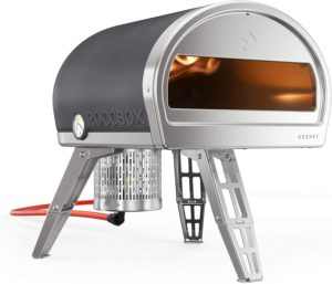 ROCCBOX by Gozney pizza oven