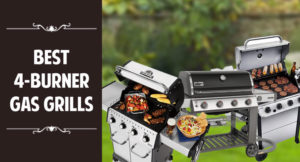best-4-burner-gas-grills