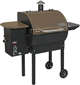 Camp Chef Smoke Pro DLX Pellet grill