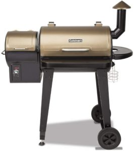 Cuisinart CPG-4000 Wood BBQ Grill and Smoker